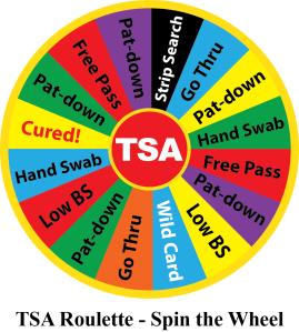 TSA Roulette