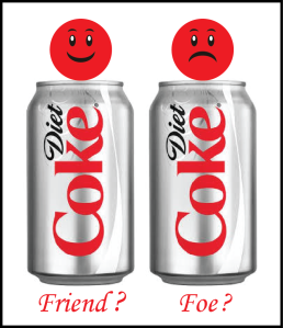 Diet Coke Friend or Foe