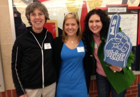 Me, Kerri, and Katie