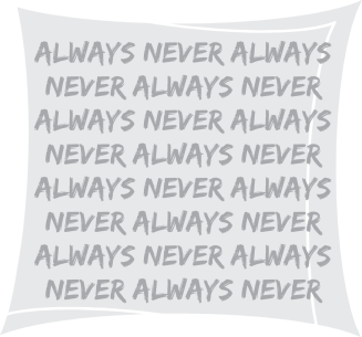 Always Never