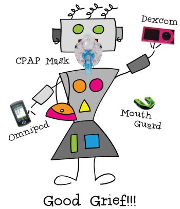 Robot Girl2