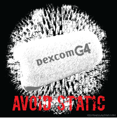 Dexcom Avoid Static_Black