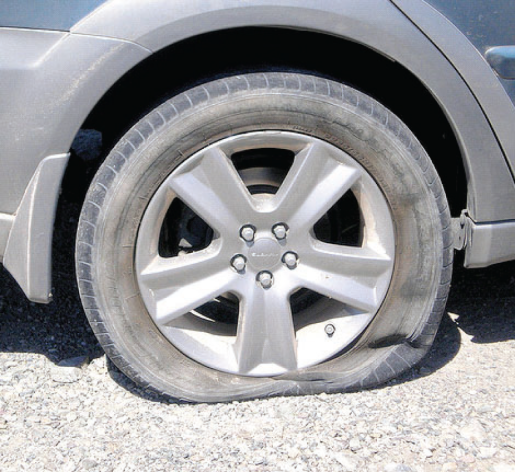Flat Tire_Square